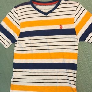 Boy's US Polo pullover T-shirt